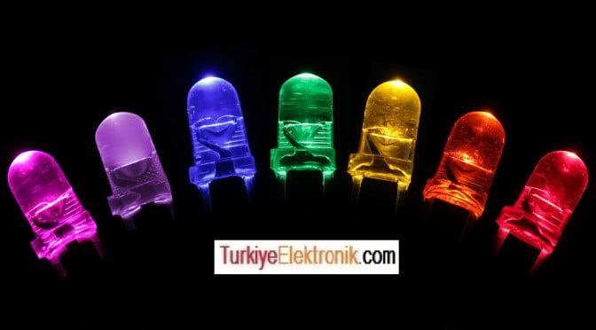 LED Nedir Nerelerde Kullanılır, Parlaklık Ayarı, Arduino ile LED Kullanımı
