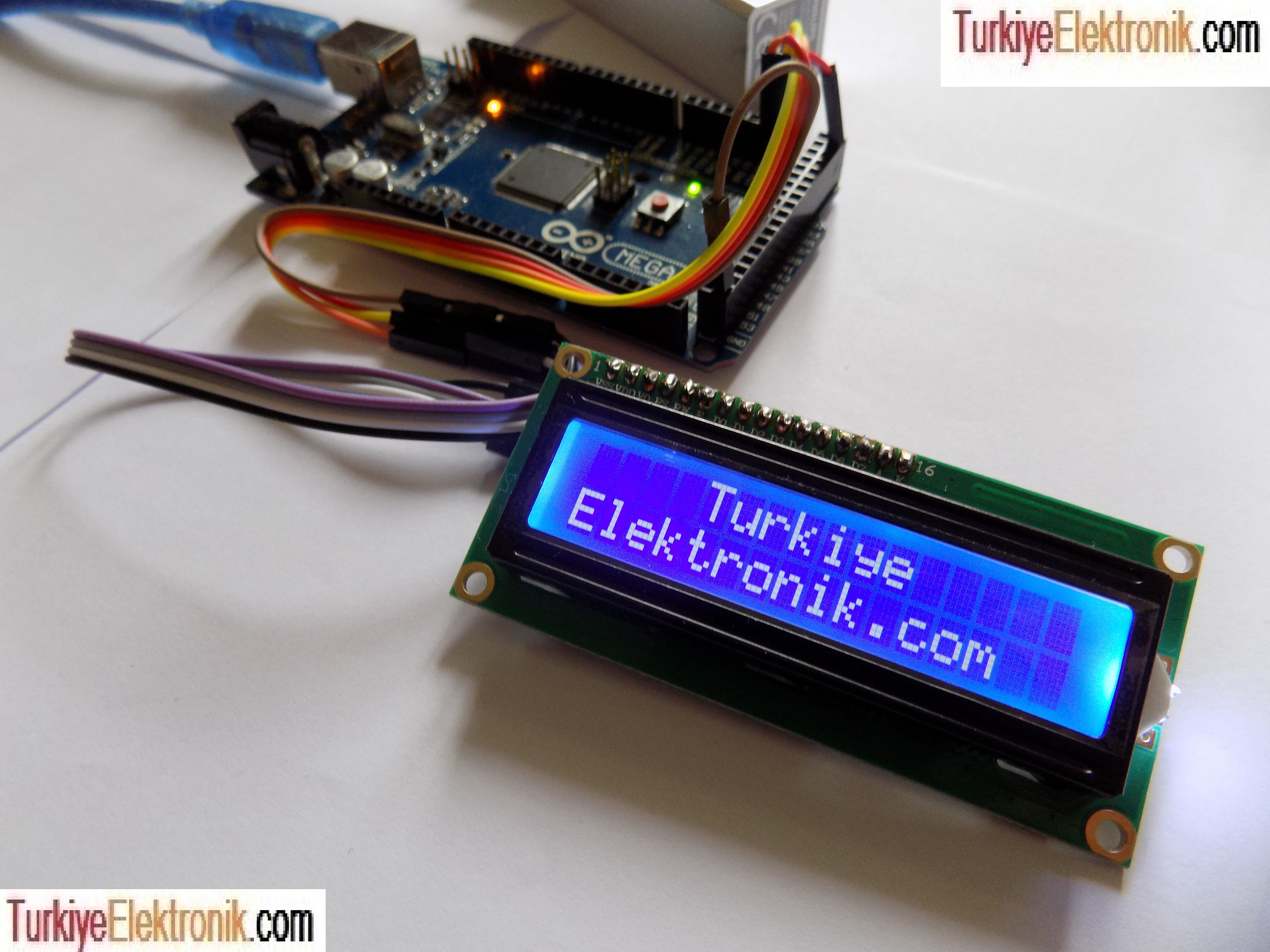 24 ILI9341 based TFT LCD with Arduino - fast library